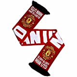 SCHAL FANSCHAL SCARF MANCHESTER UNITED Glory Glory