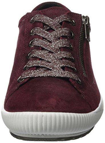 Legero Damen Tanaro Sneaker Rot (Rubin)