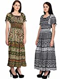 Set of Two Maxi Dress for Women, Free Si...