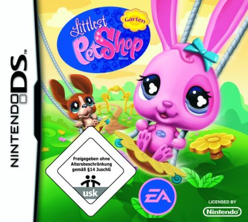 Littlest Pet Shop: Garten - Ds-littlest Pet Shop