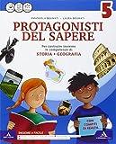 Protagonisti del sapere. Sussidiario antropologico. Quaderno antropologico. Per la Scuola elementare. Con e-book. Con espansione online: 2