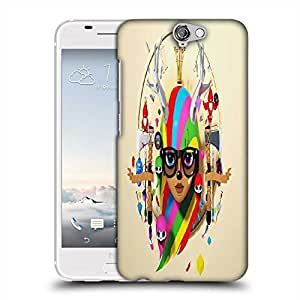 Snoogg deer hipster girl 2620 Designer Protective Back Case Cover For Asus Zenfone 6