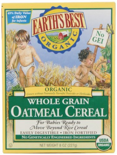 earths-best-certified-organic-whole-grain-oatmeal-cereal-8-oz-baby-babe-infant-little-ones