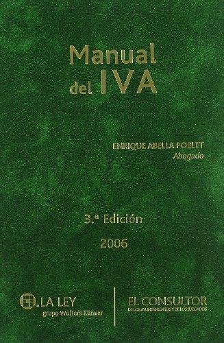 Manual del IVA por Enrique Abella Poblet