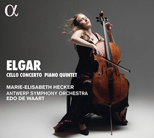 Concerto pour violoncelle en mi mineur, Op.85 - Sospiri, Op.70 - Quintette pour piano en la mineur, Op.84