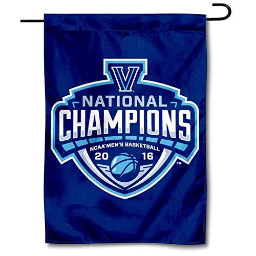 Villanova Wildcats 2016Basketball National Champs Garten Flagge