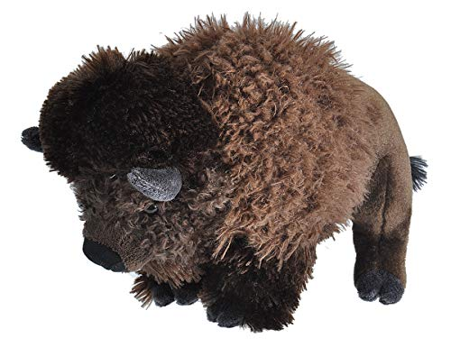 Wild Republic 30cm Europe Cuddlekins Bison