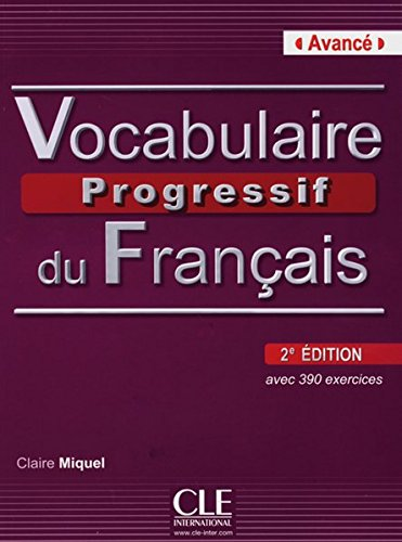 Vocabulaire Progressif Du Francais Pdf