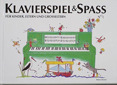 Klavierspiel-Spa-Band-1-Fr-Kinder-Eltern-und-Groeltern-inkl-Tastenschablone-passend-fr-alle-KlaviereKeyboards-mit-normaler-Tastengre
