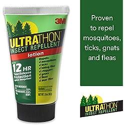 3M Ultrathon Loción repelente de insectos, 56.7g