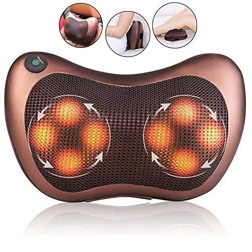 Massagegerät Rückenmassagegerät mit tiefem Kneten für Schulterbein und Ganzkörper-Schmerzlinderung Entspannen Sie Sich im Büro und im Auto.