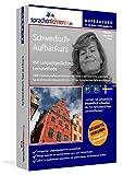 Schwedisch-Aufbaukurs mit Langzeitgedächtnis-Lernmethode von Sprachenlernen24.de: Lernstufen B1+B2. Schwedischkurs für Fortgeschrittene. PC CD-ROM+MP3-Audio-CD für Windows 8,7,Vista,XP/Linux/Mac OS X