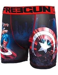 Freegun - War rge/nr boxer - Sous vêtement boxer