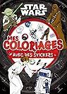 Star Wars - Mes coloriages avec stickers par Wars
