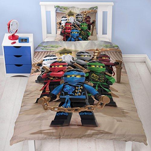 Lego Ninjago Kinder Bettwäsche FLANELL / BIBER 2 tlg. 80x80 + 135x200 cm 100 {0259500c0143139a4bba61804088a896206b7ebe914af2295988bb0967c590b0} Baumwolle - deutsche Standard Größe -