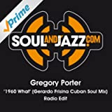 1960 What (Gerardo Frisina Cuban Soul Mix) - Radio Edit