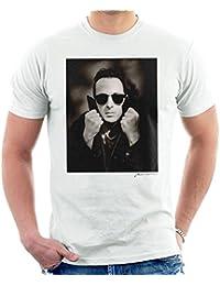 Joe Strummer The Clash Sunglasses White Men's T-Shirt
