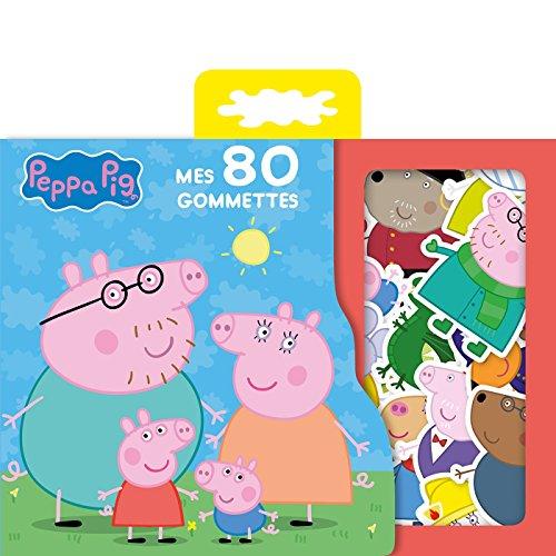 Peppa Pig - Mes 80 gommettes par Hachette Jeunesse