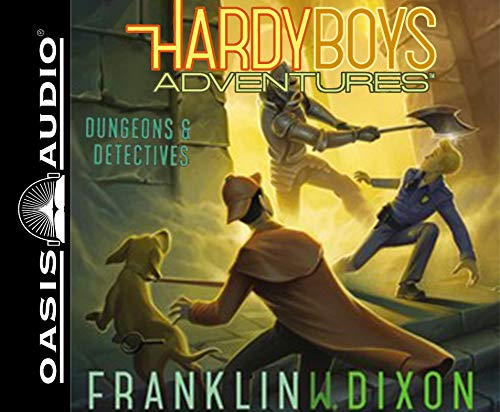 Dungeons & Detectives (Hardy Boys Adventures, Band 19)