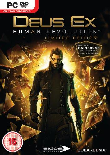 Preisvergleich Produktbild Deus Ex: Human Revolution - Limited Edition [UK Import]