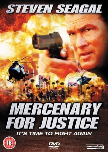Mercenary for Justice [DVD] by Steven Seagal