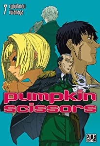 Pumpkin Scissors Edition simple Tome 7