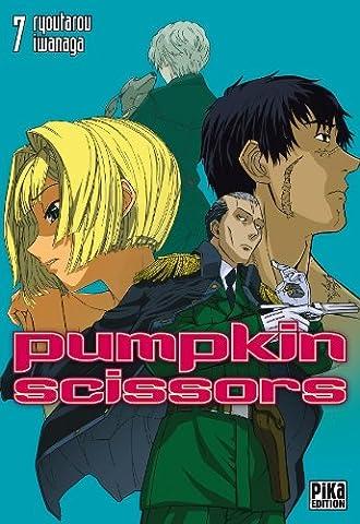 Pumpkin Scissors Vol.7