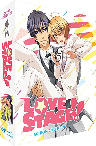 Love Stage!! - Intégrale - Edition Collector Limitée - Combo [Blu-ray] + DVD