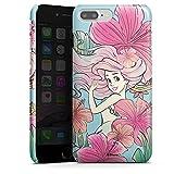 Apple iPhone 7 Plus Hülle Premium Case Cover Arielle Die Meerjungfrau Disney Princess