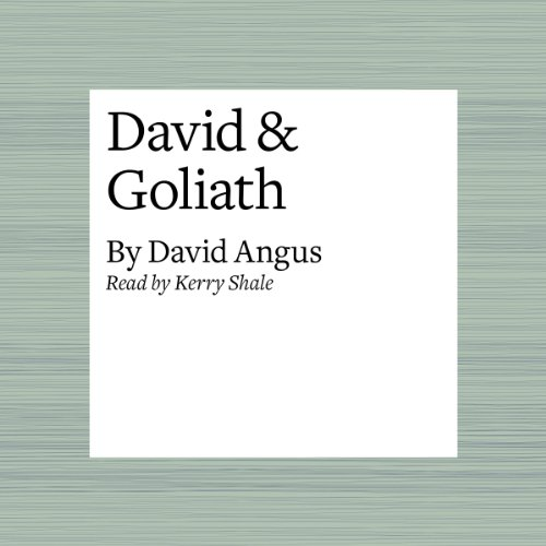 David & Goliath  Audiolibri