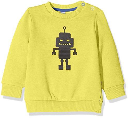 Esprit Kids Baby-Jungen Sweatshirt Sweat Shirt, Gelb (Gelb 740), 62