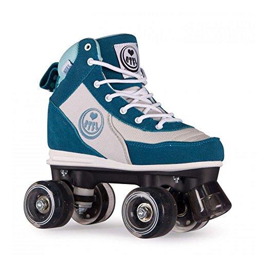 BTFL Rollschuhe für Damen und Mädchen/Discoroller / Rollerskates Trends Romy (EU: 34-41) (42)