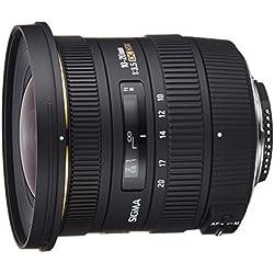 Sigma Objectif 10-20 mm F3,5 EX DC HSM - Monture Nikon