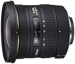 Sigma 10-20 mm F3,5 EX DC HSM-Objektiv (82 mm Filtergewinde, für Nikon Objektivbajonett) (B002D2VSD6) | Amazon price tracker / tracking, Amazon price history charts, Amazon price watches, Amazon price drop alerts