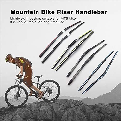 Lorenlli 760mm Ligero MTB Mountain Bike Riser Manillar