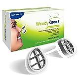 WoodyKnows Super Defense Nose Nasal Filt...