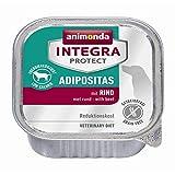 Animonda Integra Protect Adipositas Rind | 11x 150g Hundefutter