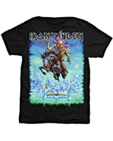 Iron Maiden Men's Tour Trooper Short Sleeve T-Shirt