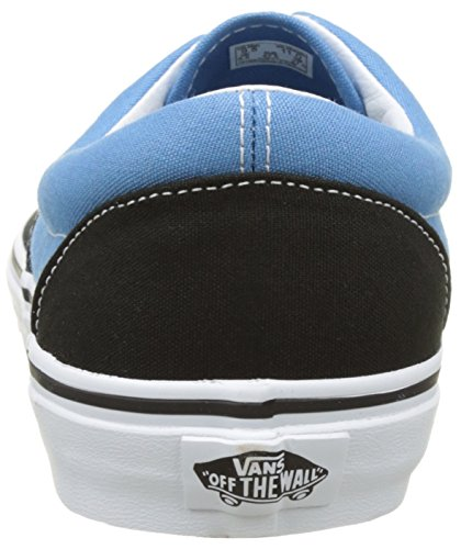 Vans Herren Ua Era Sneakers Schwarz (Canvas Black/cendre Blue)