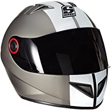 SOXON ST-666 Deluxe Titan · Urban Fullface-Helmet Cruiser Scooter Moto motocicleta Casco