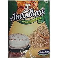 Amratsari Chakki Fresh Atta 5 kg Vollkornweizenmehl