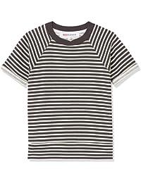 RED WAGON Jungen T-Shirt mit Streifen