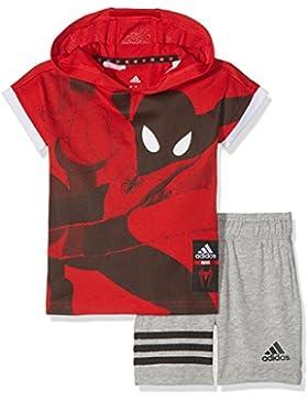 adidas Kinder Lb Dy Sm Su Set Trainingsanzug