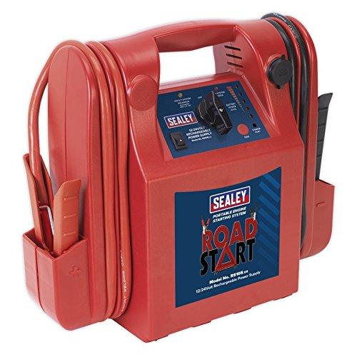 SEALEY RS105Roadstart® Notfall Jump Starter 12/24V 3200/1600Peak Amps -