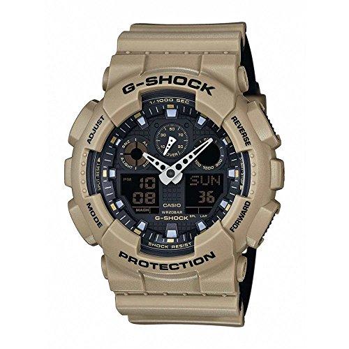 G-Shock Herren Armbanduhr GA-100L-7AER