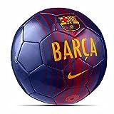 Nike FC Barcelone Skills Mini ballon de football, Deep Royal/Noble Rouge/doré University, 1