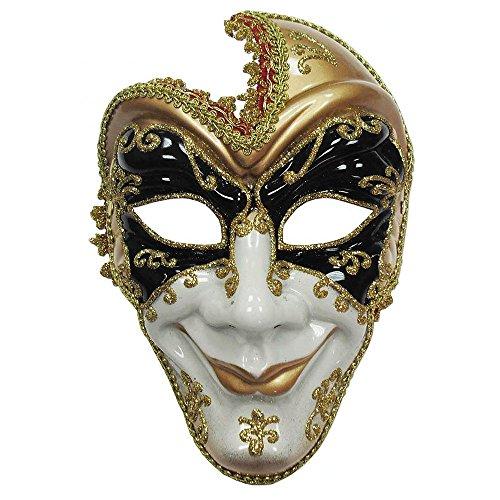 Bristol Novelty EM432Voll-Gesichtsmaske für Herren, mit Kopfband, mehrfarbig, ()
