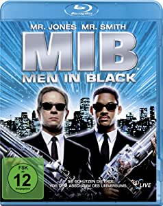 MIB - Men in Black [Blu-ray]