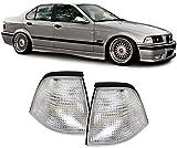 Carparts-Online 27522 Blinker weiß klar