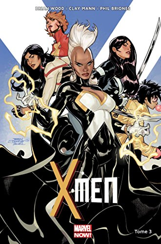 X-MEN MARVEL NOW T03